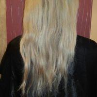 Bild Vor der Haarverdichtung